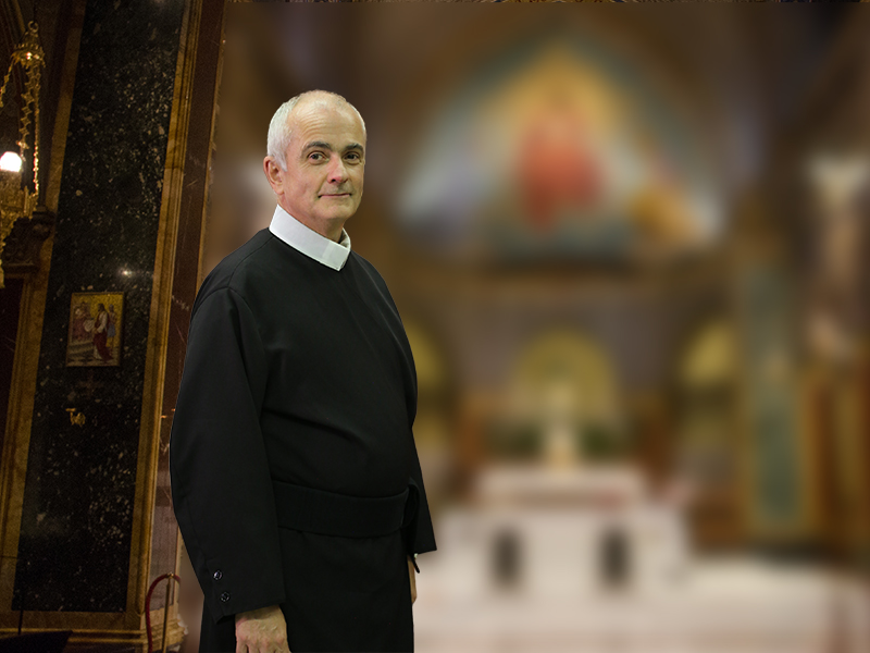 fr mike brehl 2 m