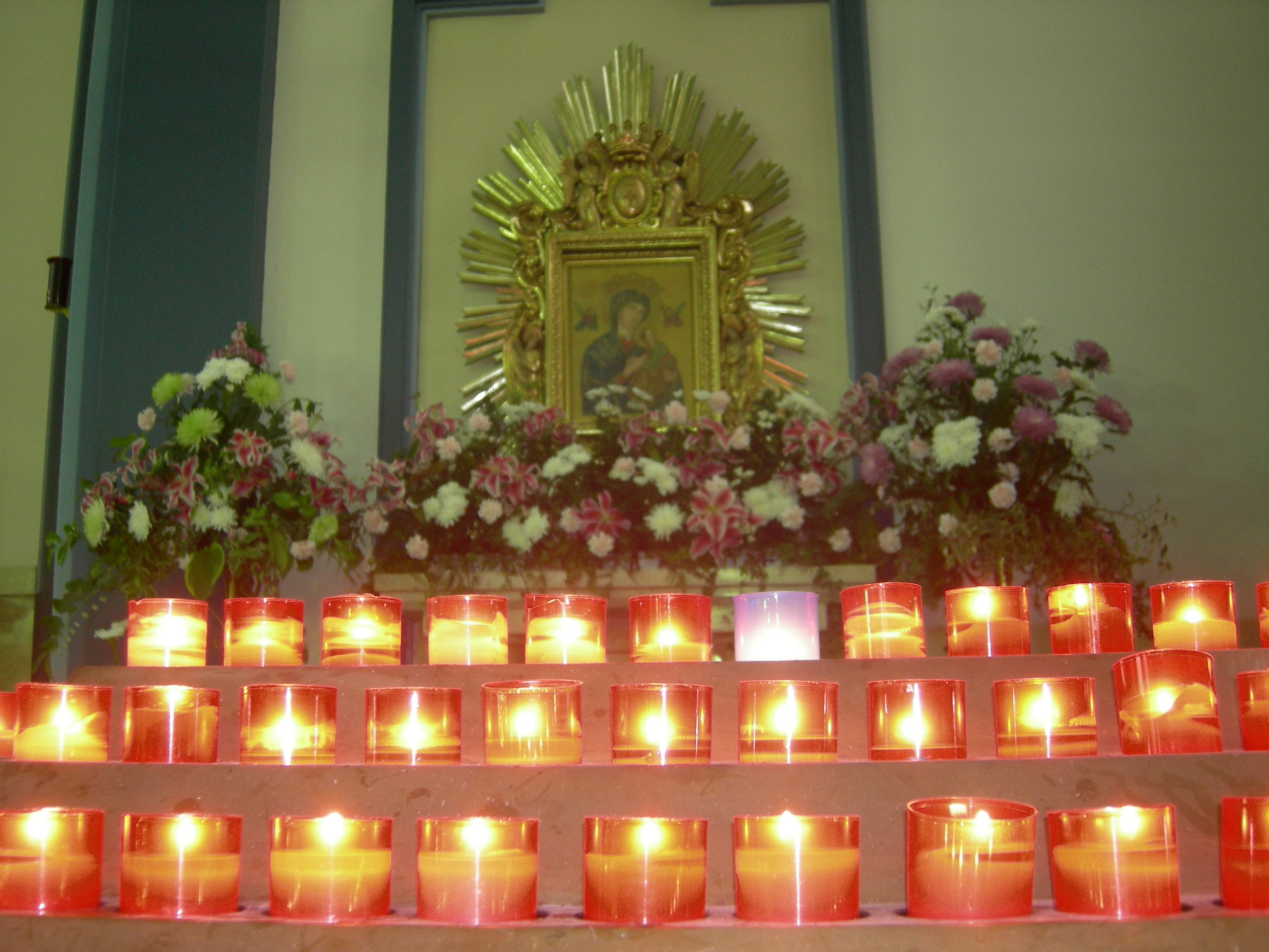 shrine of our mother of perpertual help