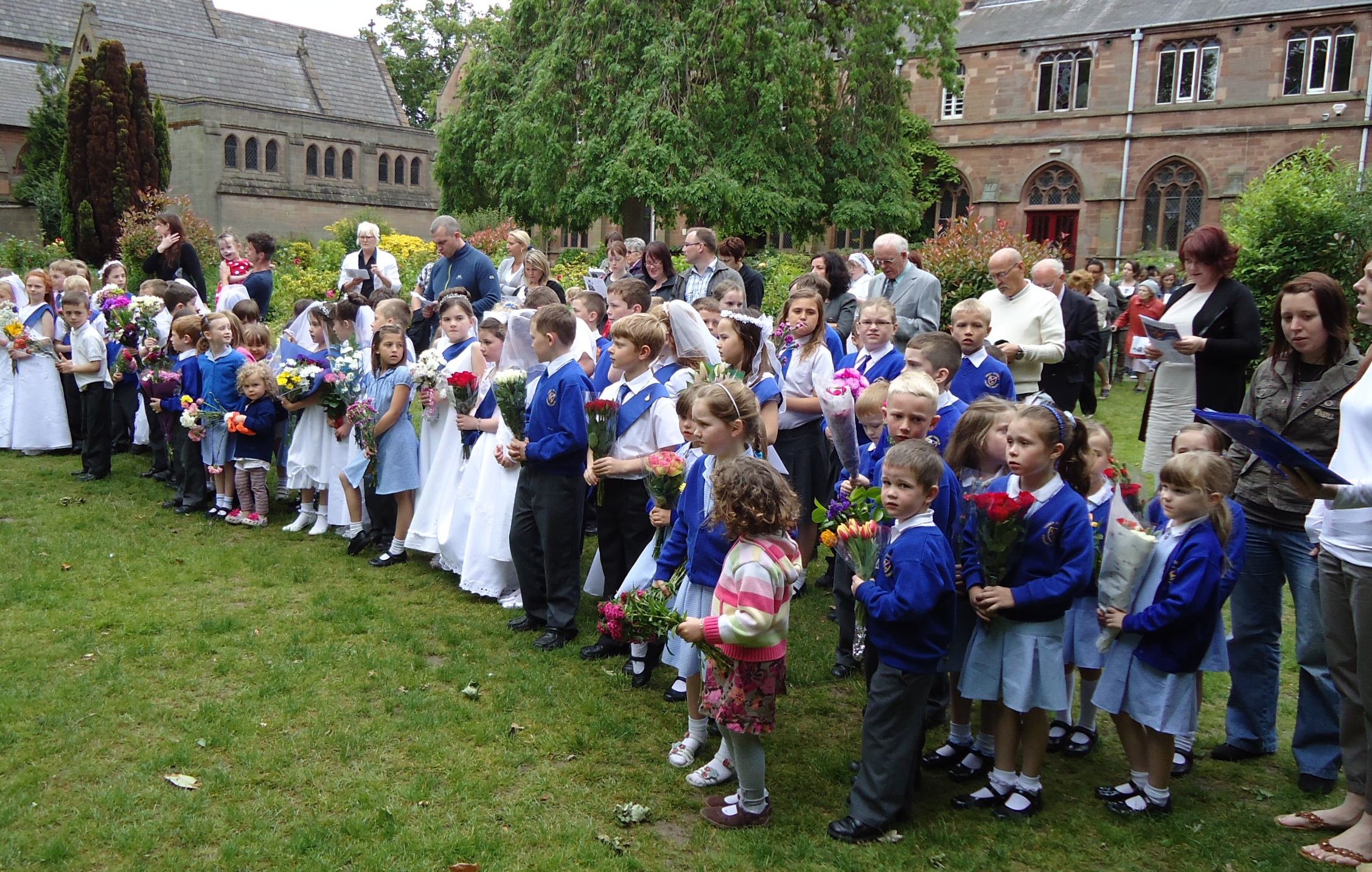 may procession 11 056