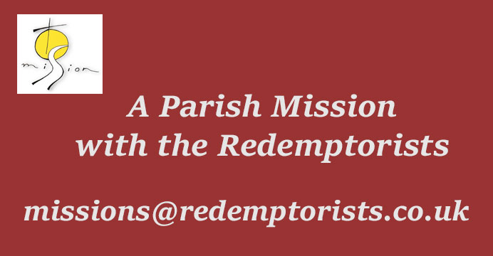 A mission with the Redemptorists